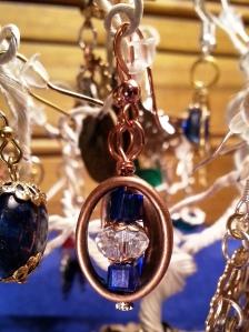 swarovski crystal earings